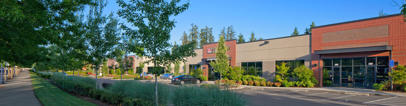 Wilsonville Road Business Park