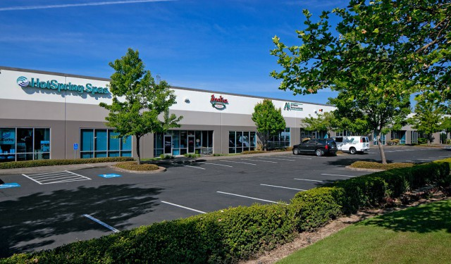 Cornell Road Business Park 1