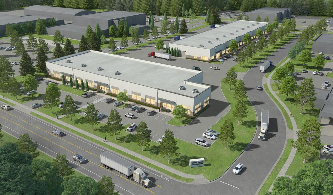 South Salem Business Park