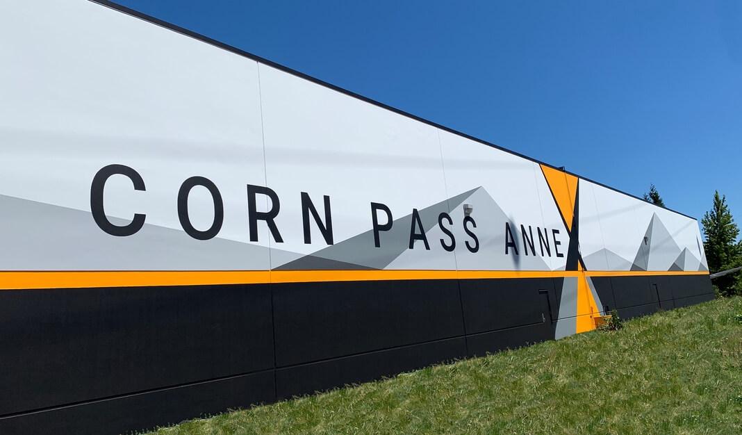 Corn Pass Annex